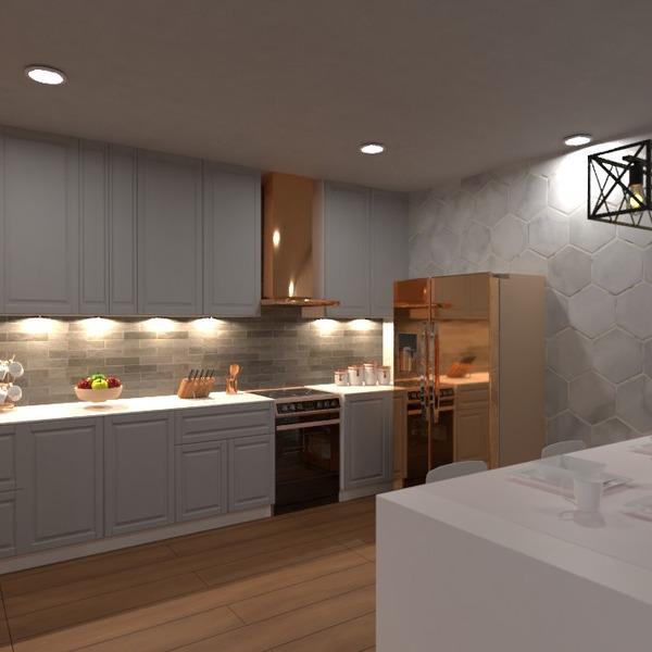 zdjęcia mieszkanie meble wystrój wnętrz kuchnia oświetlenie pomysły