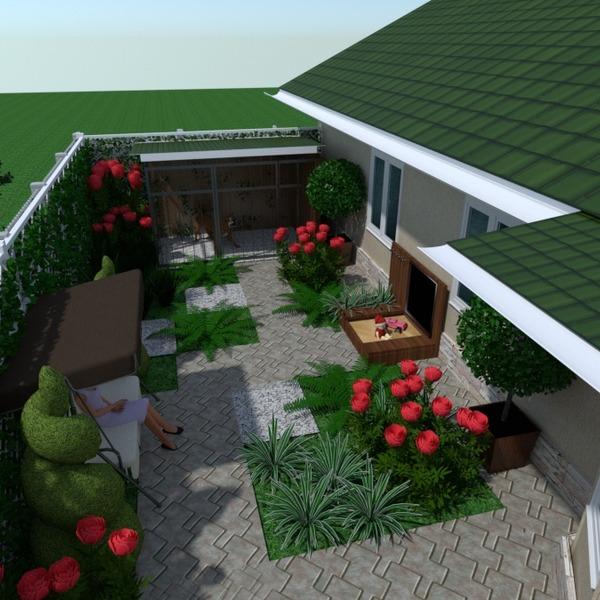 nuotraukos namas dekoras kraštovaizdis idėjos