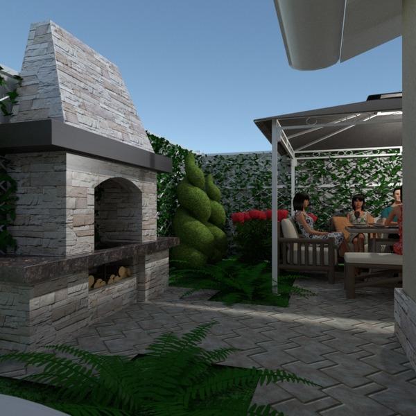 nuotraukos namas dekoras eksterjeras kraštovaizdis idėjos