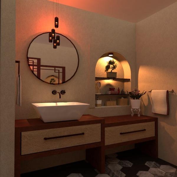 photos maison meubles décoration salle de bains eclairage idées