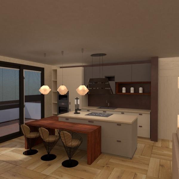 photos maison meubles cuisine eclairage idées