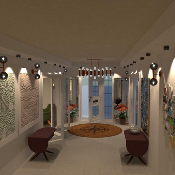 photos décoration diy eclairage maison entrée idées