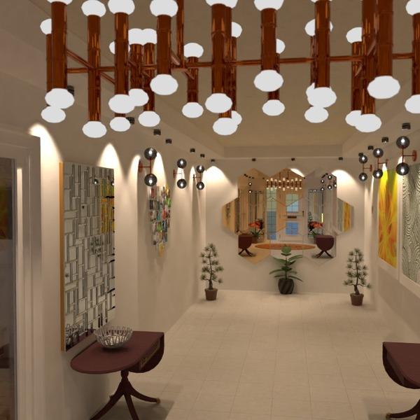 photos décoration diy eclairage architecture entrée idées