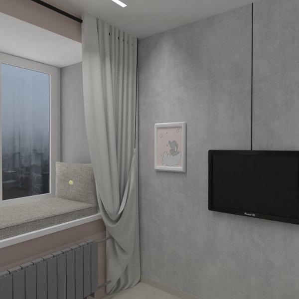 fotos apartamento decoração faça você mesmo quarto infantil iluminação ideias