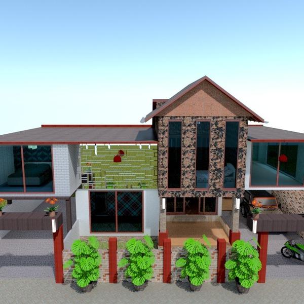 foto casa veranda esterno rinnovo paesaggio architettura idee