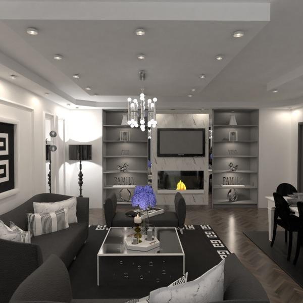photos appartement maison salon eclairage paysage salle à manger idées