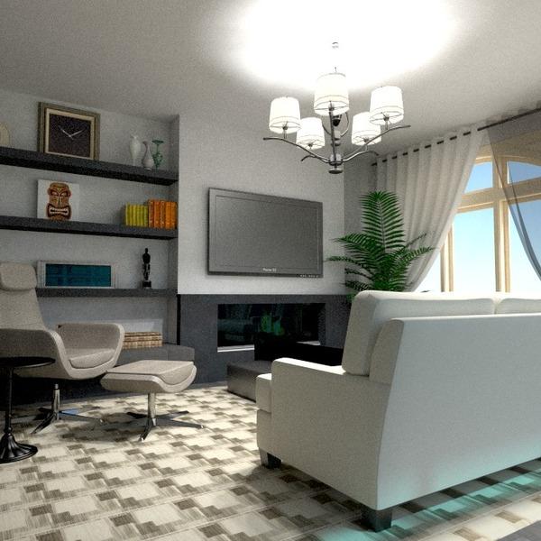 nuotraukos butas dekoras svetainė idėjos