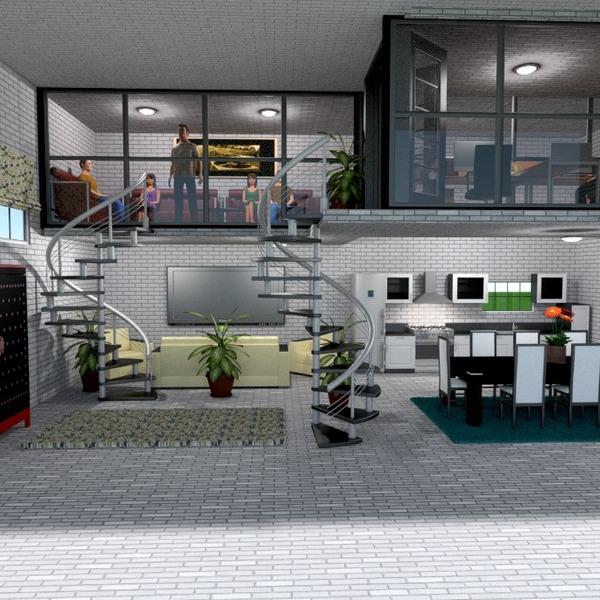 nuotraukos butas namas baldai dekoras svetainė virtuvė biuras valgomasis аrchitektūra idėjos