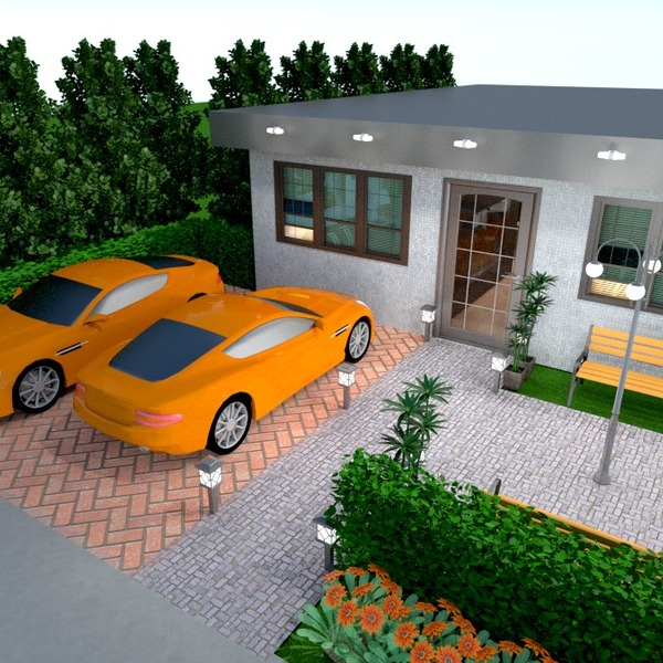 photos house terrace garage landscape architecture ideas