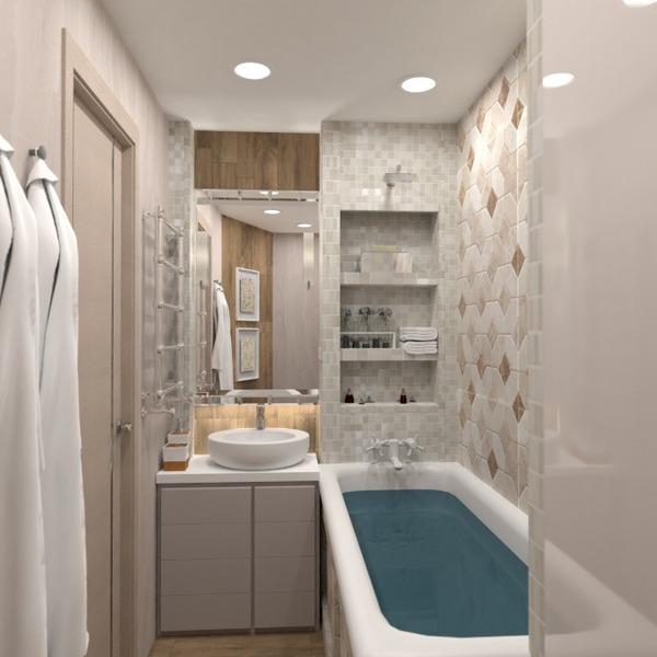 foto appartamento bagno illuminazione rinnovo idee