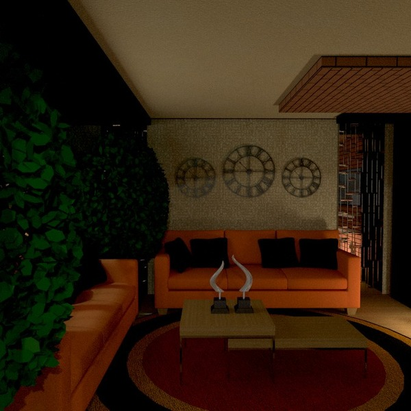nuotraukos dekoras svetainė apšvietimas idėjos
