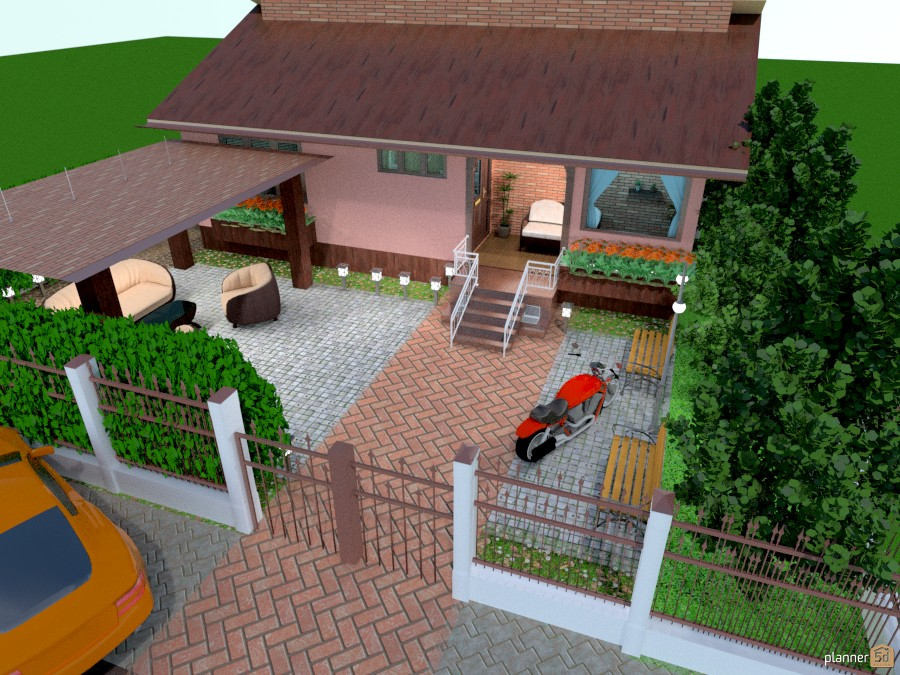 Casa Simples House Ideas Planner 5d