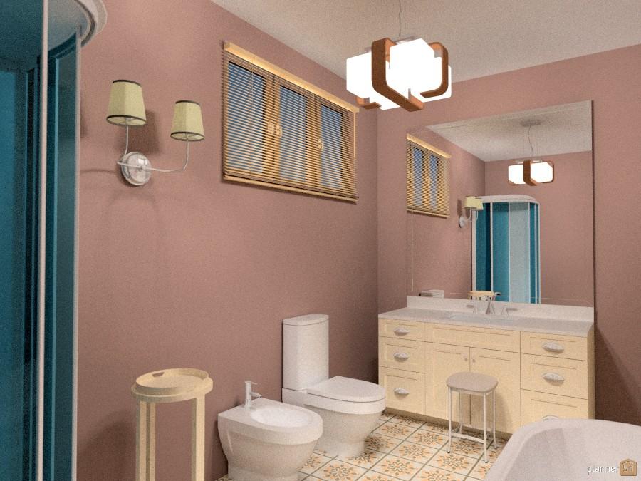 Casa simples bathroom ideas planner 5d for Bathroom design 5d