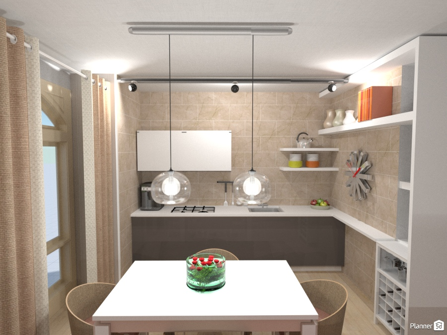 cucina kitchen ideas planner 5d