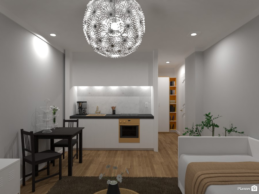 Mini all-in-one apartment 4288962 by Lucija Marko image
