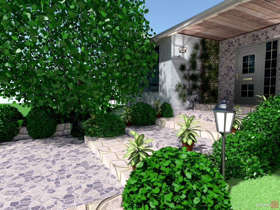 My new country house 1001123 by Micaela Maccaferri image