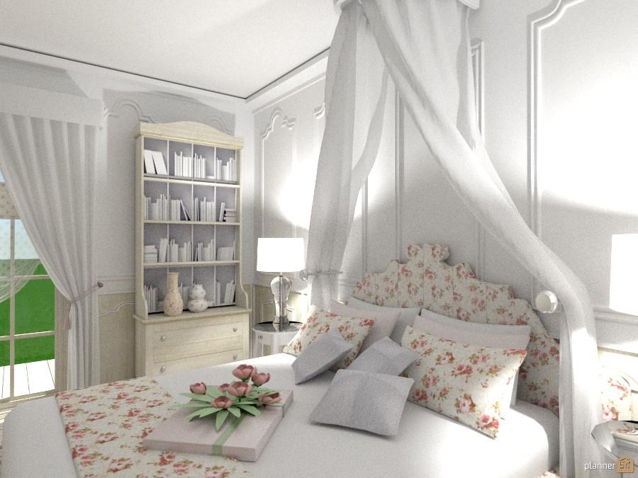 Rètro Vintage Glamour - House ideas - Planner 5D