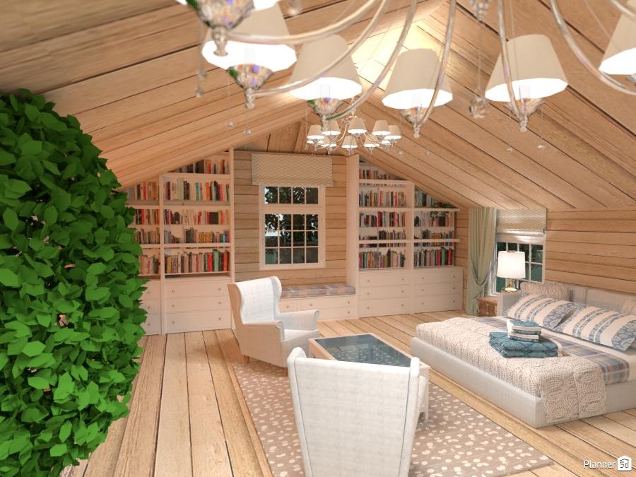 Wood Cabin In The Woods Ideas Para Apartamentos Planner 5d