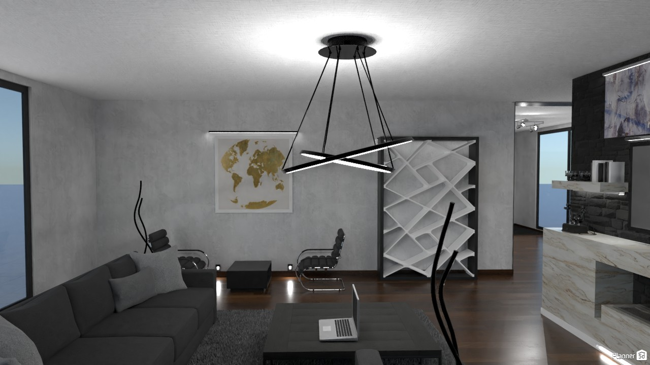 Living Room 3833761 by Andrea image