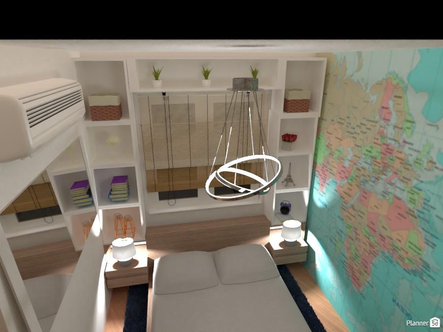 DOUBLE BEDROOM 4320012 by Leo Cardoso image