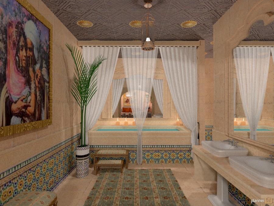 Villa a Marrakech 1017565 by Svetlana Baitchourina image