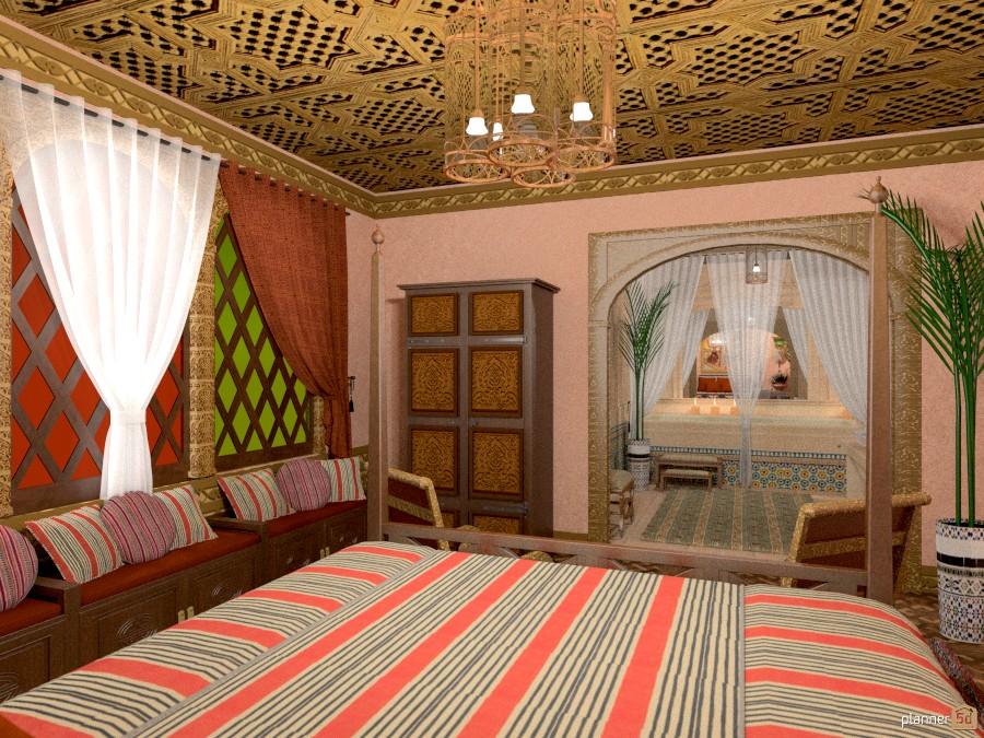 Villa a Marrakech 1017574 by Svetlana Baitchourina image