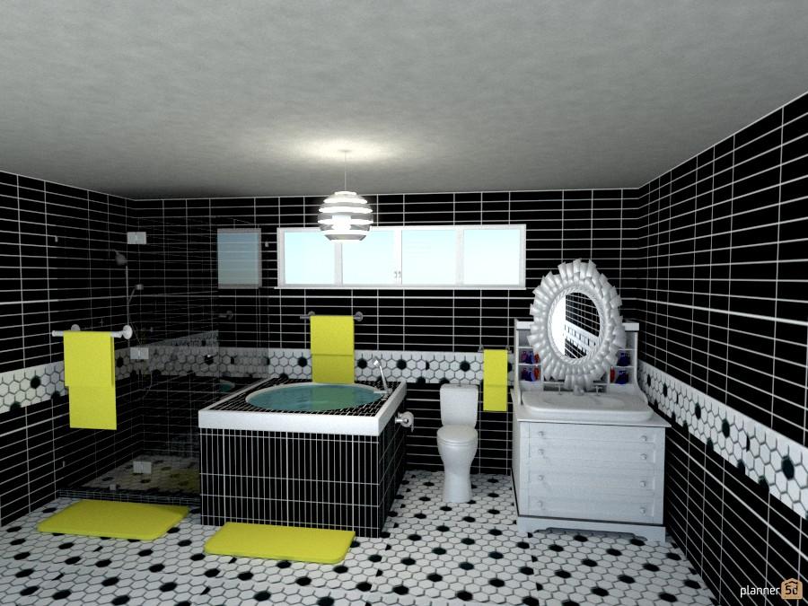 50's bath 1000703 by Joy Suiter image