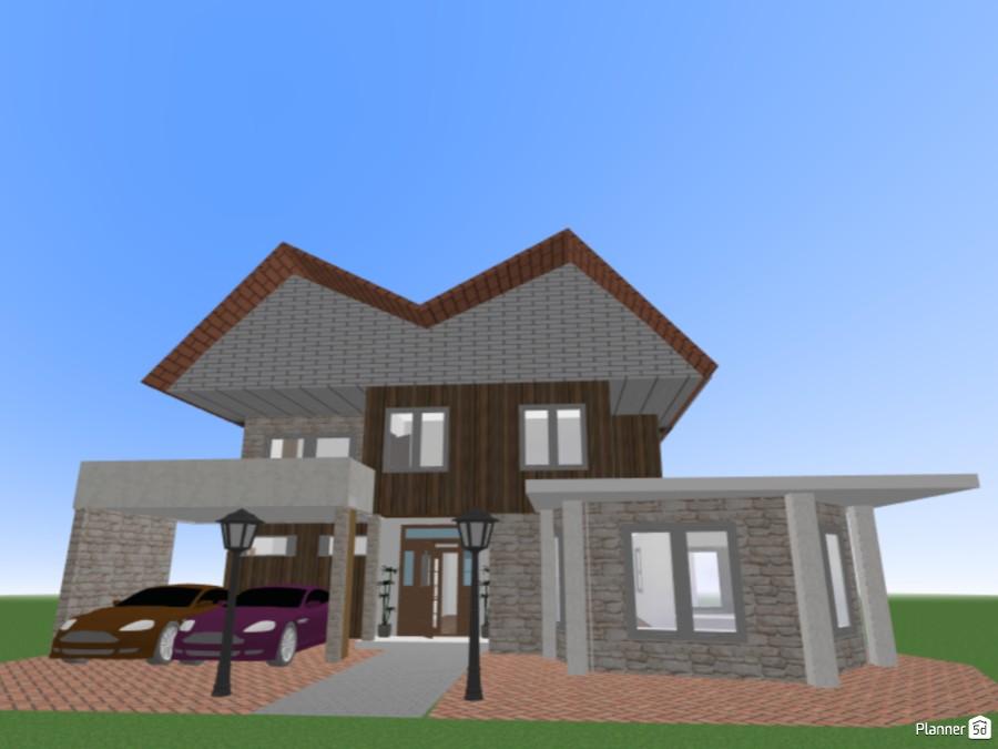 modern house 77203 by Kauã Junior image