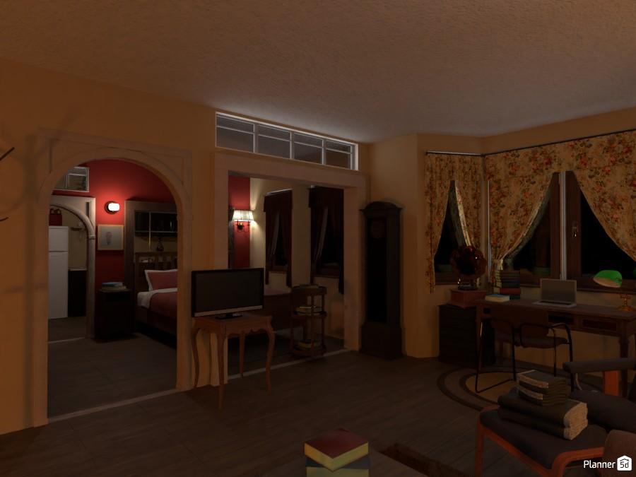 'YOU' Apartment on Netflix season 1 3669578 by blake image