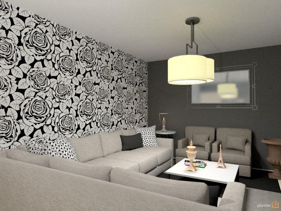 Modern apartament 432743 by Fernanda Couto image