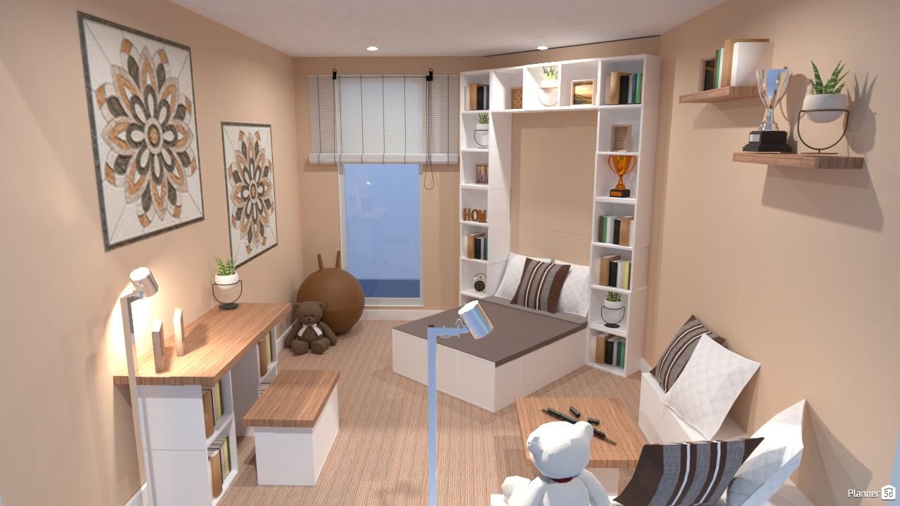 Habitación de niños | batalla de diseño. 4225392 by Hall Pat image