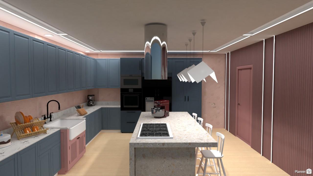 Cozinha RS 3372342 by Wallmi image