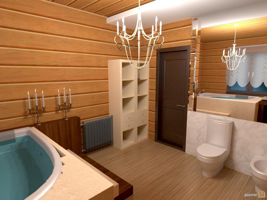 Ванная 743747 by Татьяна Максимова image