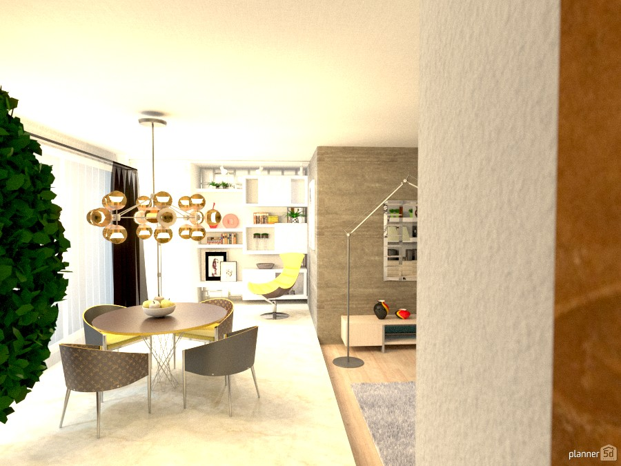 Loft #2 Dining 955538 by Moonface image