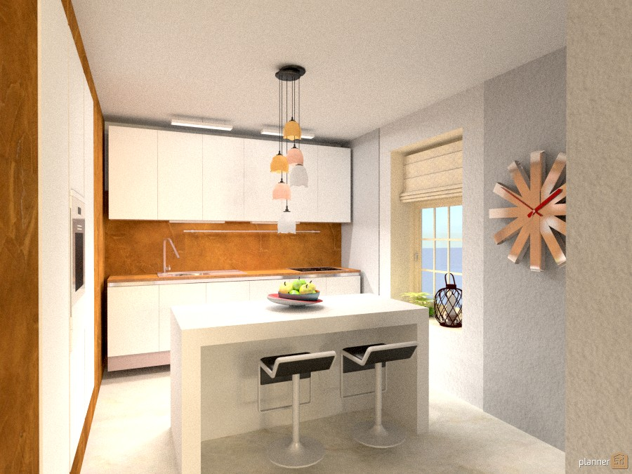 Loft #2 Kitchen 955526 by Moonface image