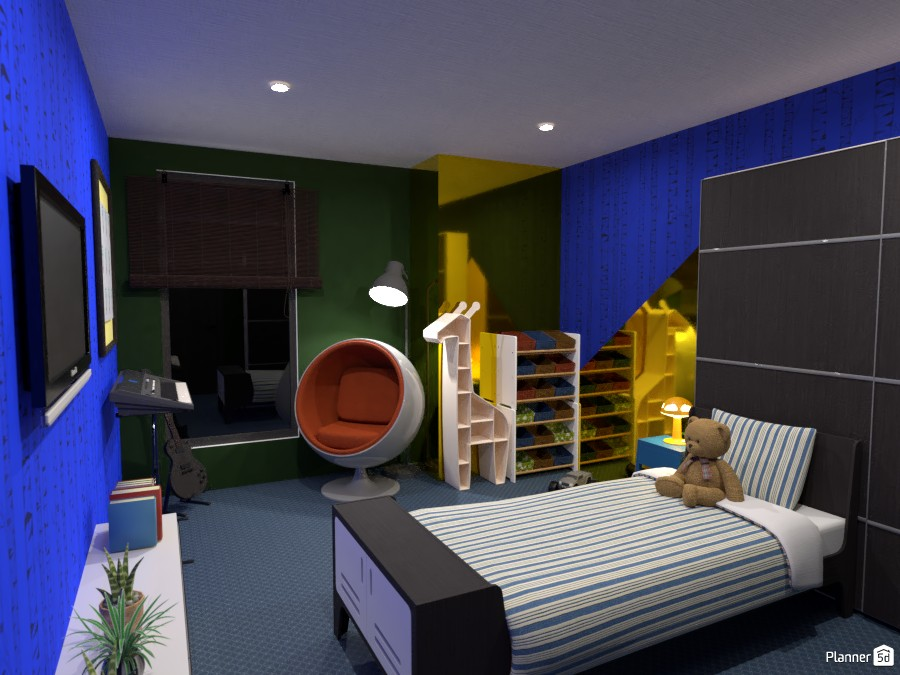BOY BEDROOM 4039484 by Didi image