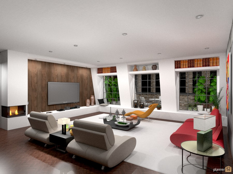 Penthouse in Sao Paulo. 944297 by Michelle Silva image