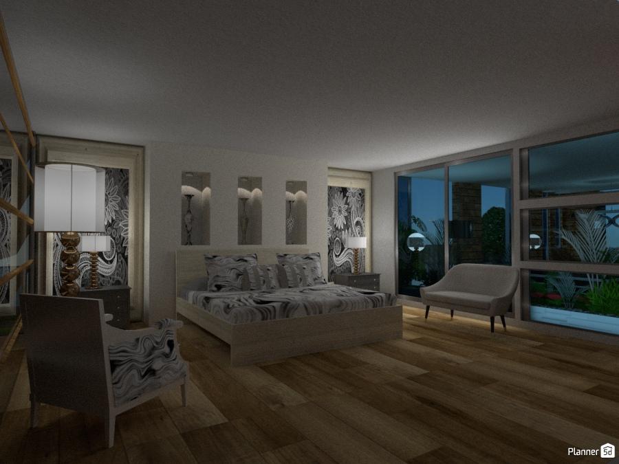 Camera da letto - House ideas - Planner 5D
