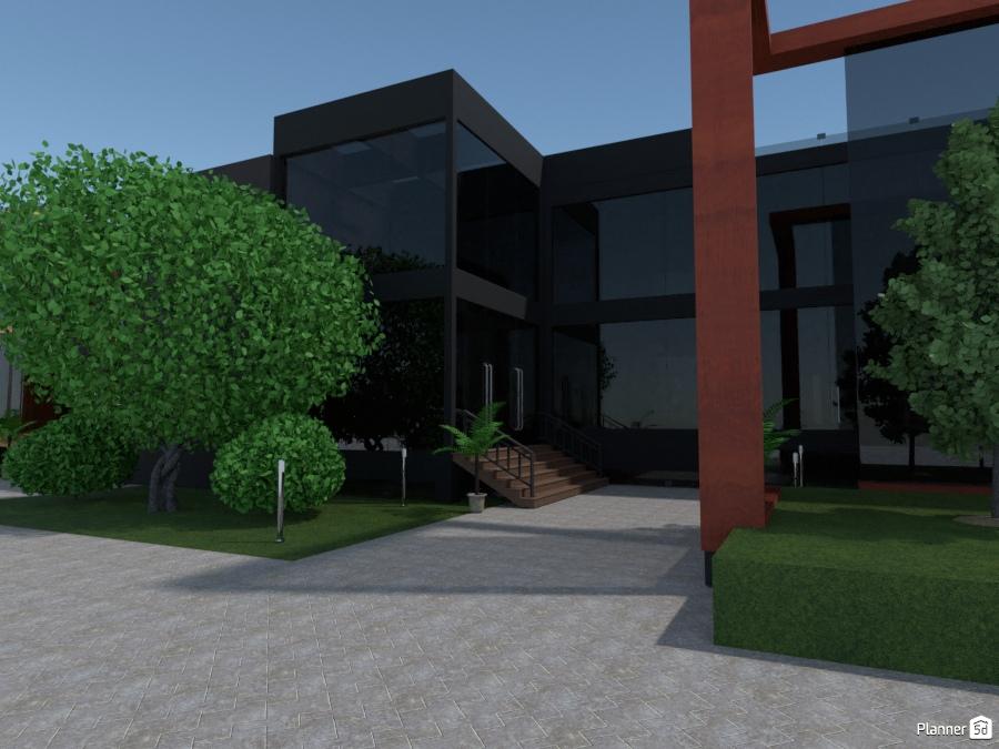 Fachada prédio administrativo 2394448 by Matheus Gonçalves image
