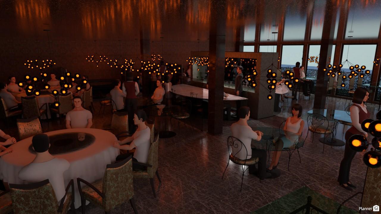 Restaurant & Patio 81040 by Stallion87 image