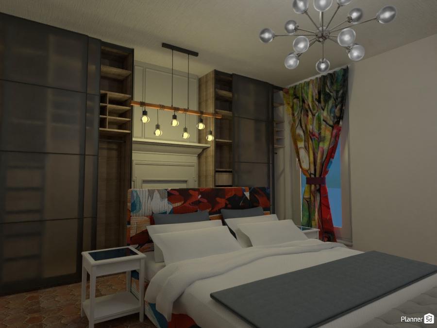 CHAMBRE PARENTALE - Ideen für Ihre Wohnung - Planner 5D