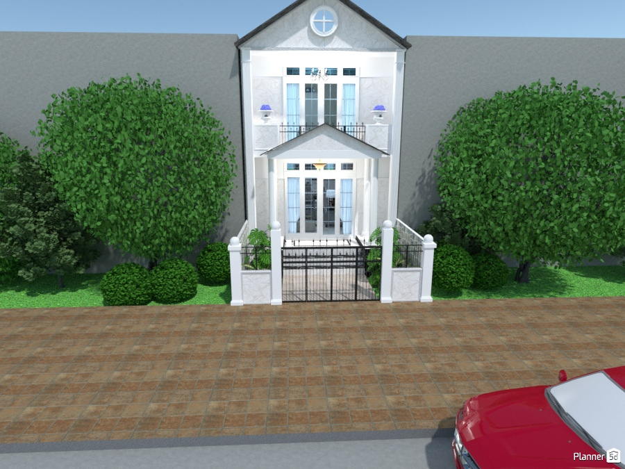 Casa antigua - House ideas - Planner 5D