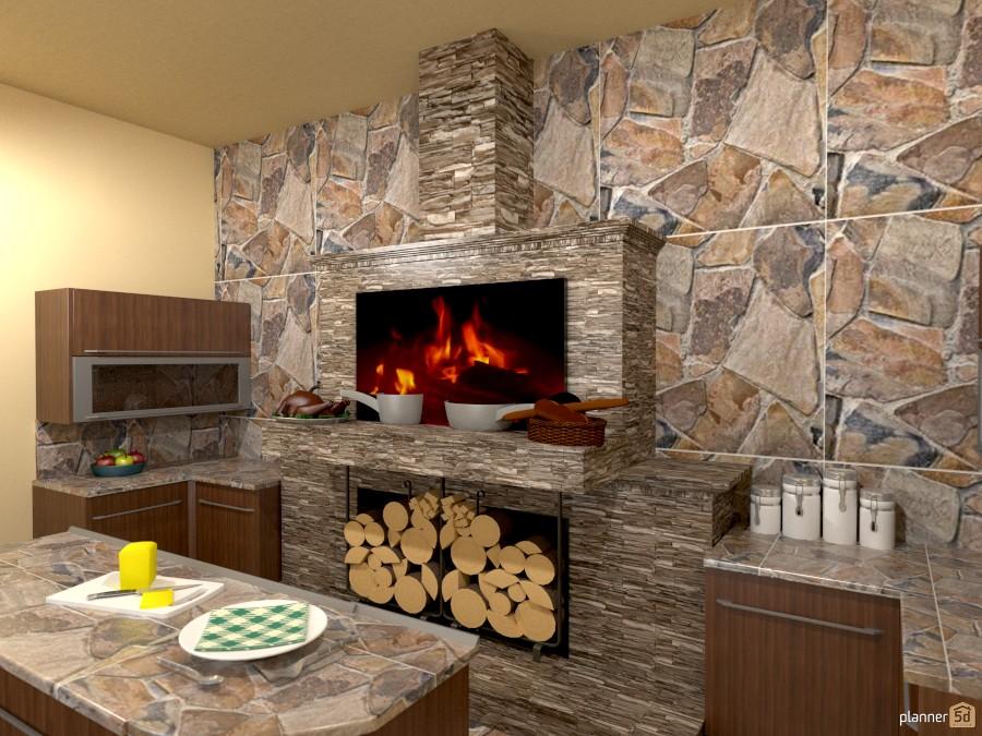 no stove kitchen 1034655 by Joy Suiter image