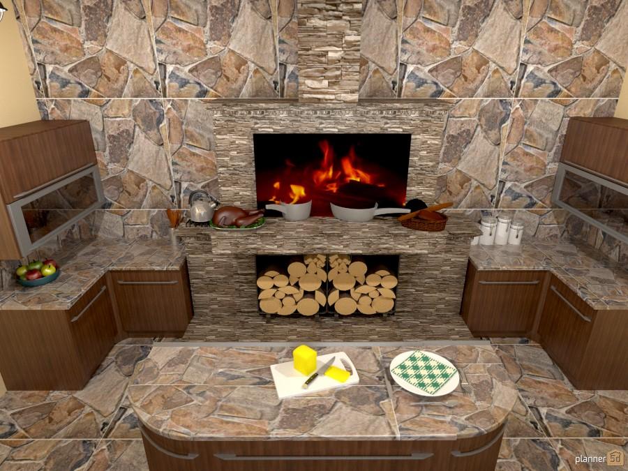 no stove kitchen 1034672 by Joy Suiter image