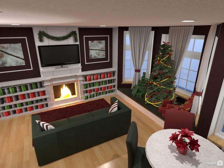 Salón navideño. 3905415 by Laura image