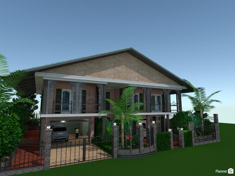 House 2 1470938 by Anjou Mullins image