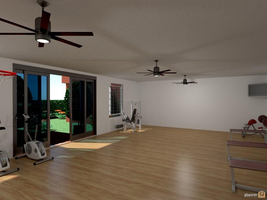 Gym 1272657 by Jerusha Nolt image