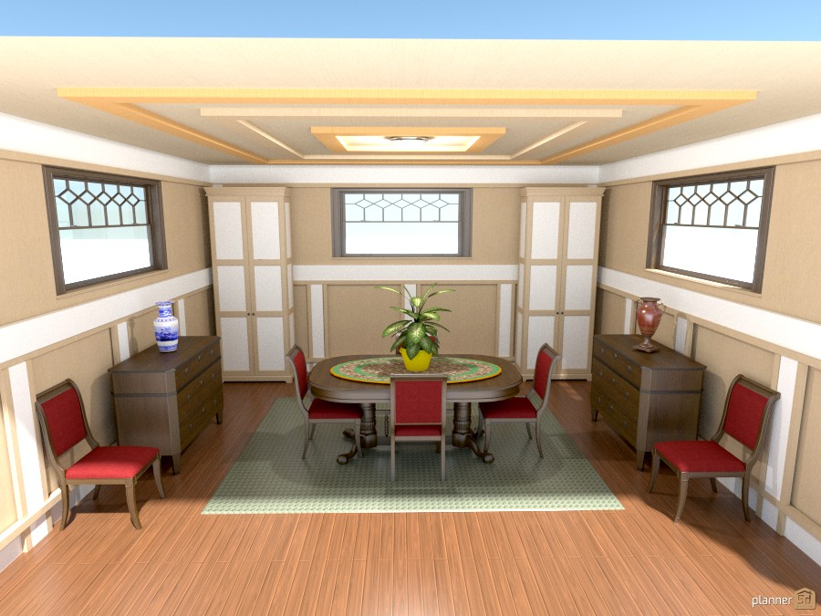 dr/ceiling built-ins 848821 by Joy Suiter image