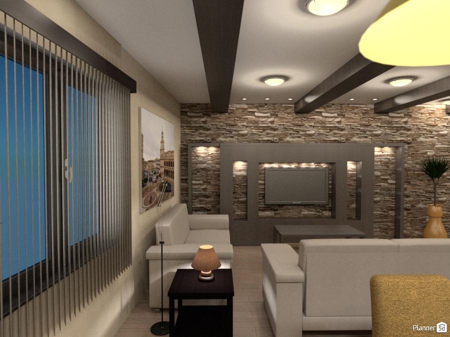 jm Salon Comedor - Ideas para casas - Planner 5D