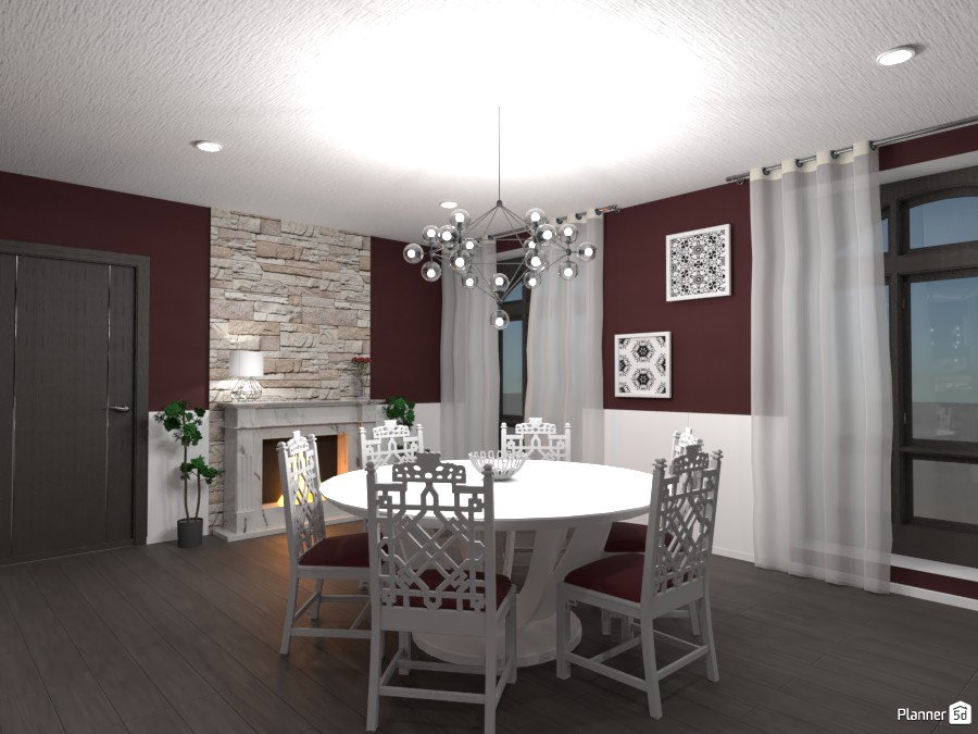 Dining room 4282773 by Doggy image